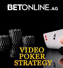 wearepokerplayers.com video poker strategy
